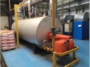1 Chaudière production vapeur
