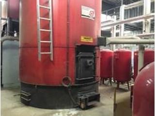 Chaudière  Biomasse  production eau chaude