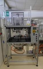 Presse de thermoformage de laboratoire