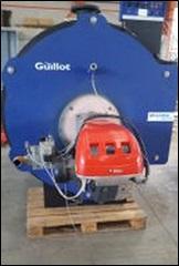 2 Chaudières production eau chaude Marque: GUILLOT