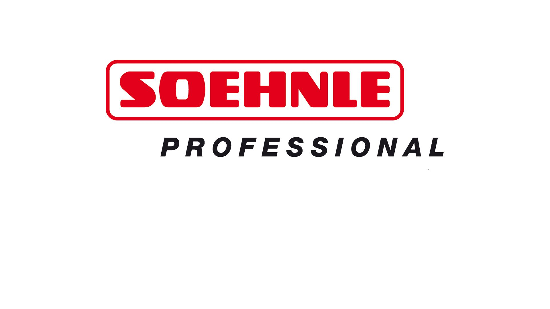 SOEHNLE INDUSTRIAL SOLUTIONS