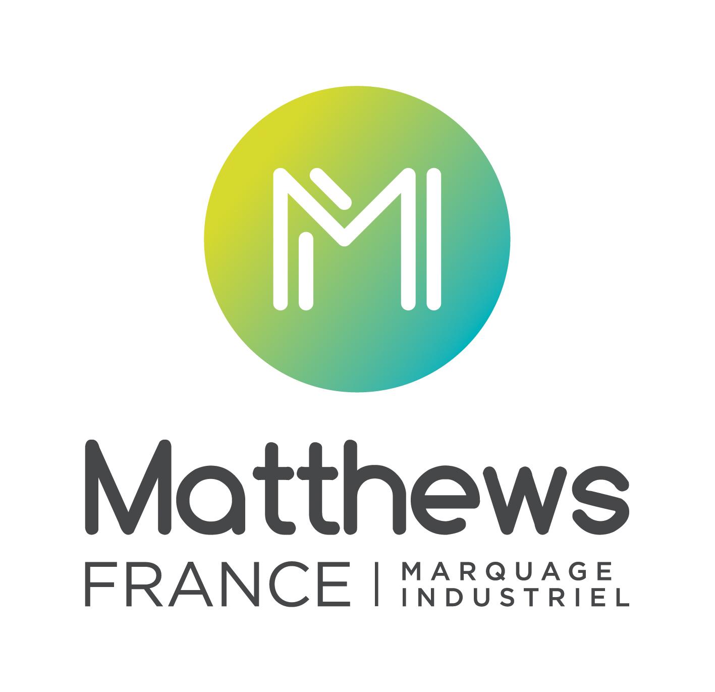 Logo exposant - MATTHEWS France