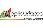 logo de APPLISURFACES groupe SOFIPLAST