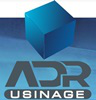 logo de ADR USINAGE