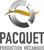 logo de PACQUET PRODUCTION MECANIQUE (Stand PACQUET INDUSTRIE )