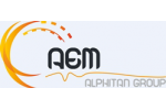logo de AEM (Stand ID REP ELECTRONIC (INNOVATION DEVELOPPEMENT))