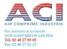 logo de aci (AIR COMPRIME INDUSTRIE)