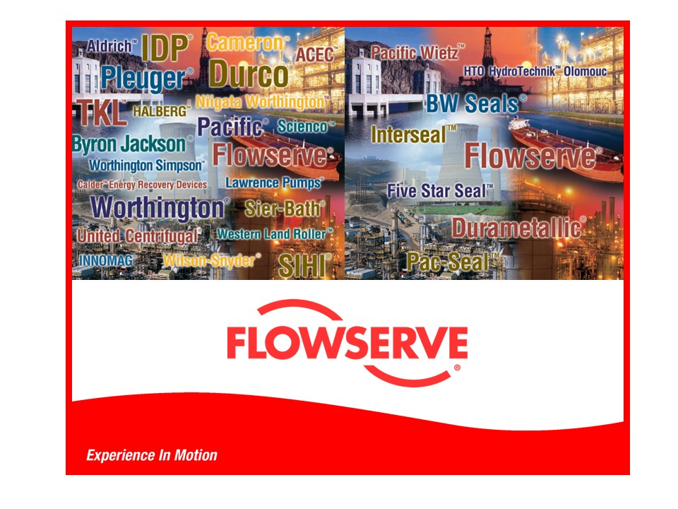 photo - FLOWSERVE