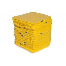 DENIOS - Coussins absorbants pour produits chimiques