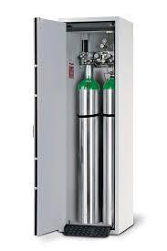 DENIOS - Armoire coupe-feu pour bouteilles de gaz
