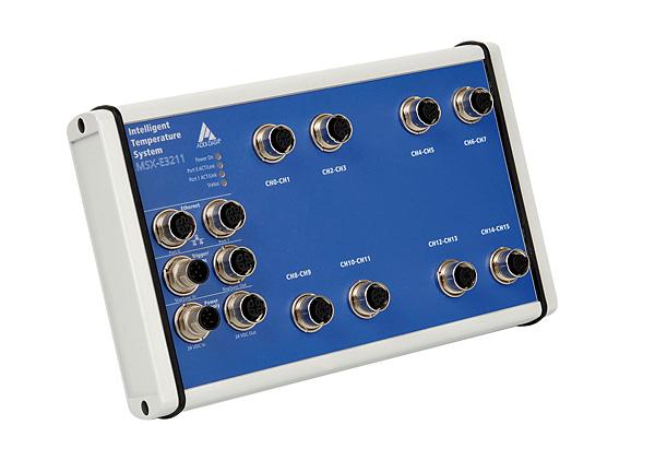 ADDI DATA GMBH - MSX-3211 - Mesure de température – système d'acquisition pour sondes thermocouples ou RTD (Pt100, Pt1000)
