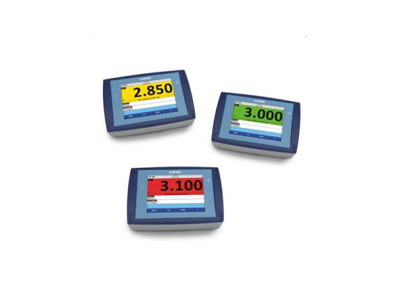 DINI ARGEO -Indicateurs de poids - Ecran tactile - 3590ET8