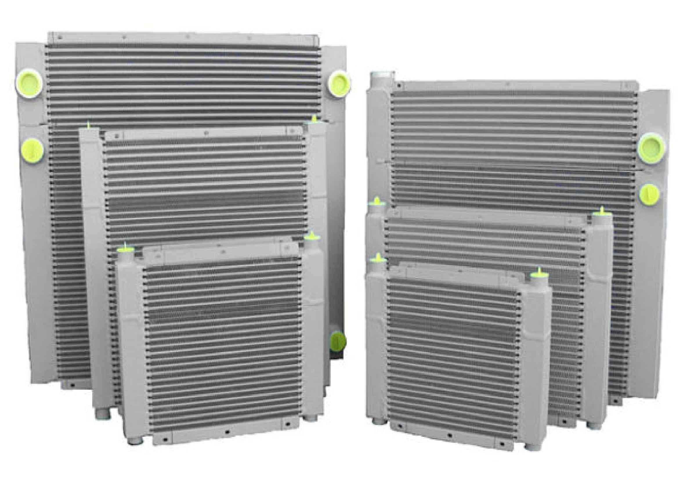 AKG -  CPC - Solutions de refroidissement à air standards - Utilisation mobile