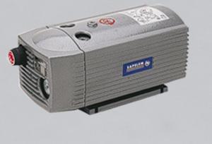 SAPELEM - POMPES A VIDE - POMPE A VIDE SECHE 40M3/H 850 MBAR 1,25KW 380V TRI 50HZ + FILTRE + VANNE REGLAGE