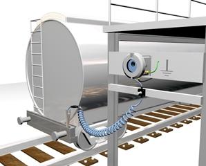 ADF SYSTEMES - Système de mise à la terre actif camion et wagon RTR 2010