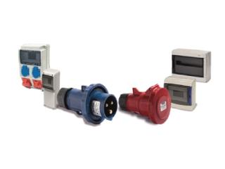 Coffrets électriques et prises industrielles FAMATEL