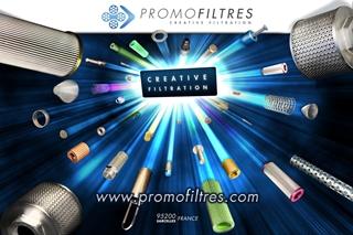PROMOFILTRES - Éléments filtrants
