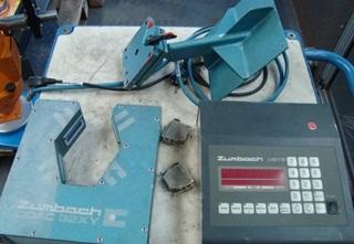 1 Unité de mesure laser complète ZUMBACH