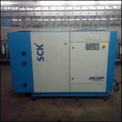 1 Compresseur d'air industriel Marque : ALUP  ( Allemagne )