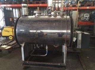 1 Chaudière  production vapeur Marque : SECAT