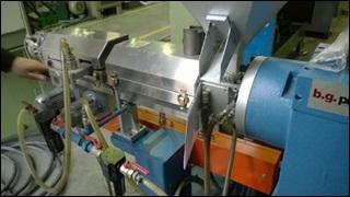 1 Extrudeuse  de  laboratoire , BAUSANO Marque :  BAUSANO