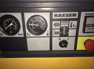 1 Compresseur pour air industriel Marque: KAESER