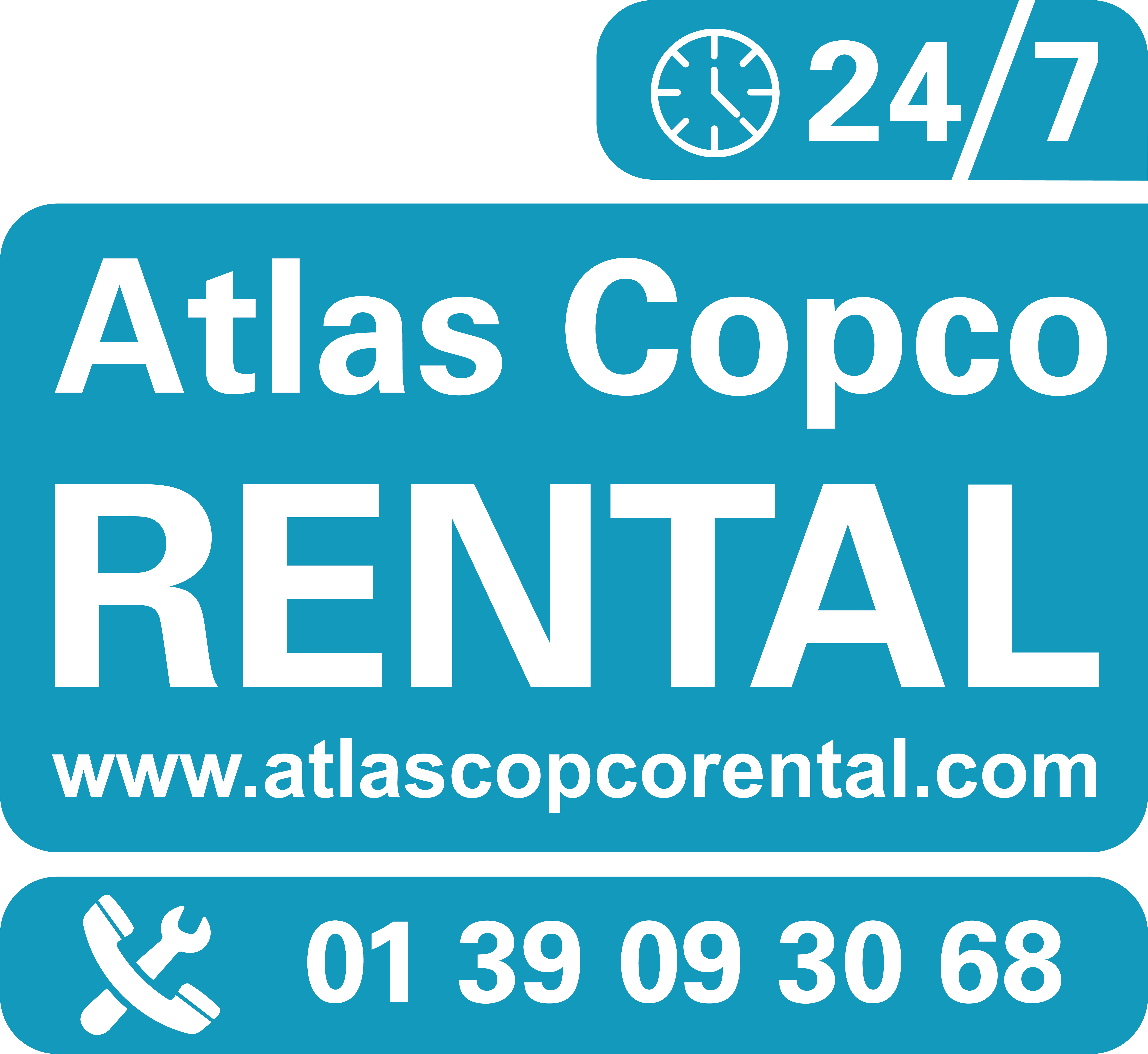 ATLAS COPCO FRANCE SAS Division Specialty Rental