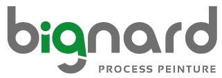 logo de BIGNARD-Process Peinture