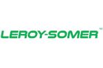 logo de Leroy-Somer (Stand Bobinage Centr\'Alp)