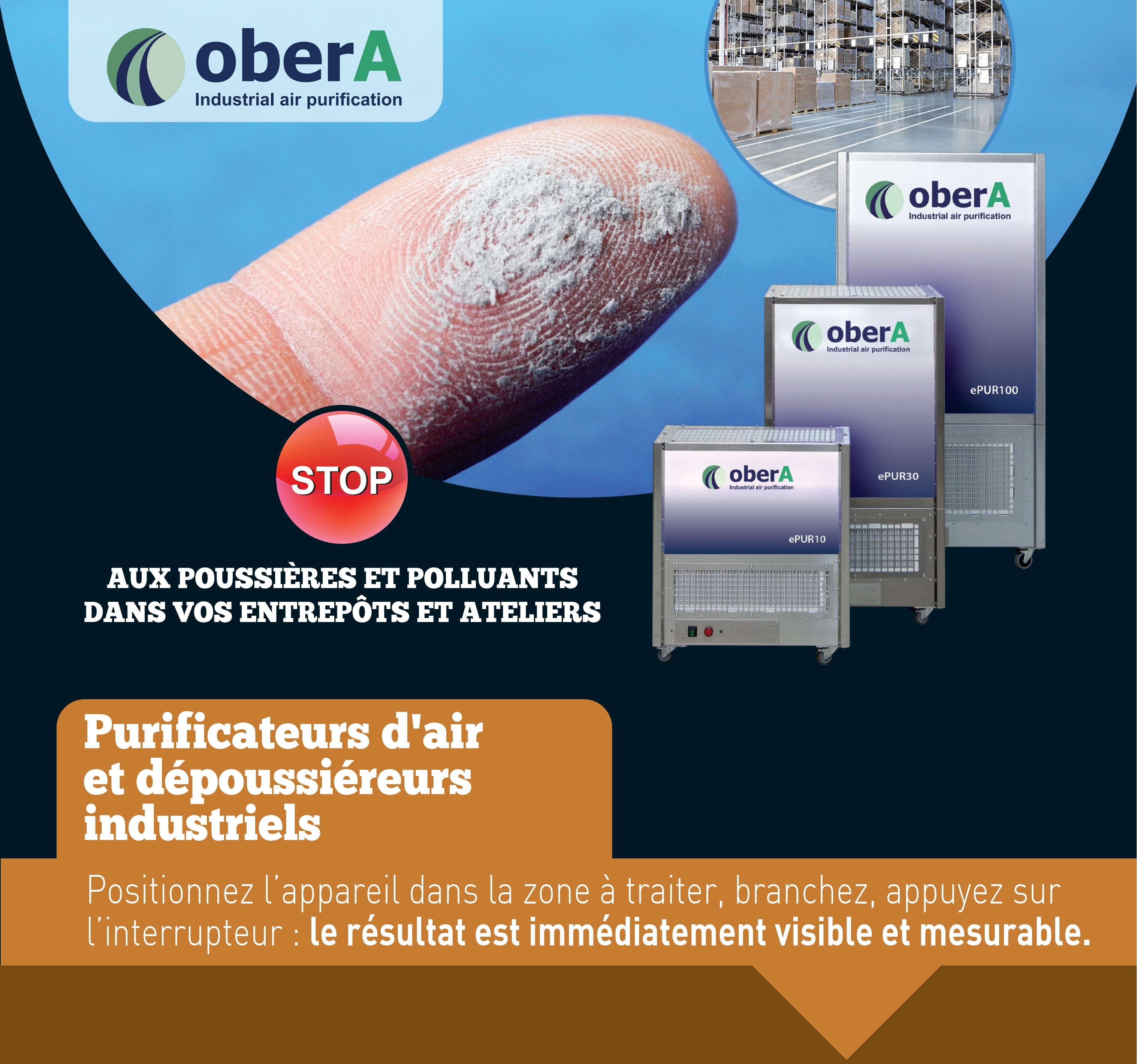 photo - OberA Industrial air purification