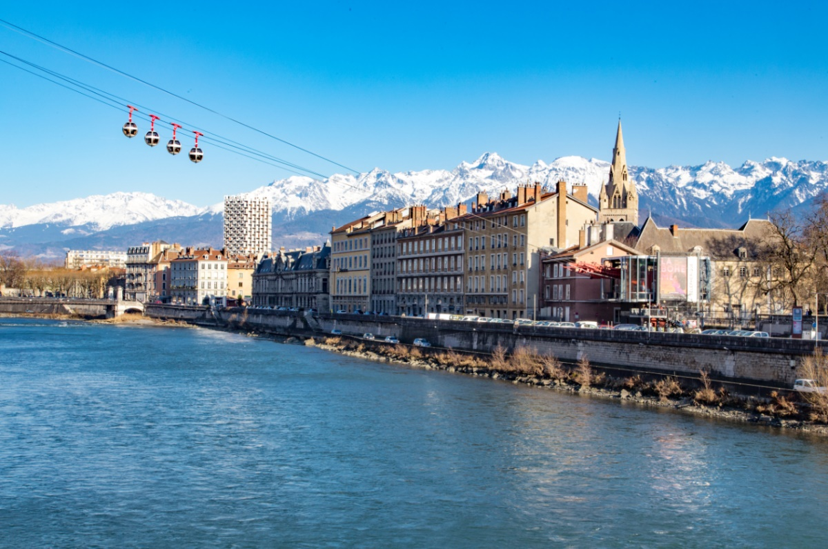 photo - GRENOBLE ALPES METROPOLE