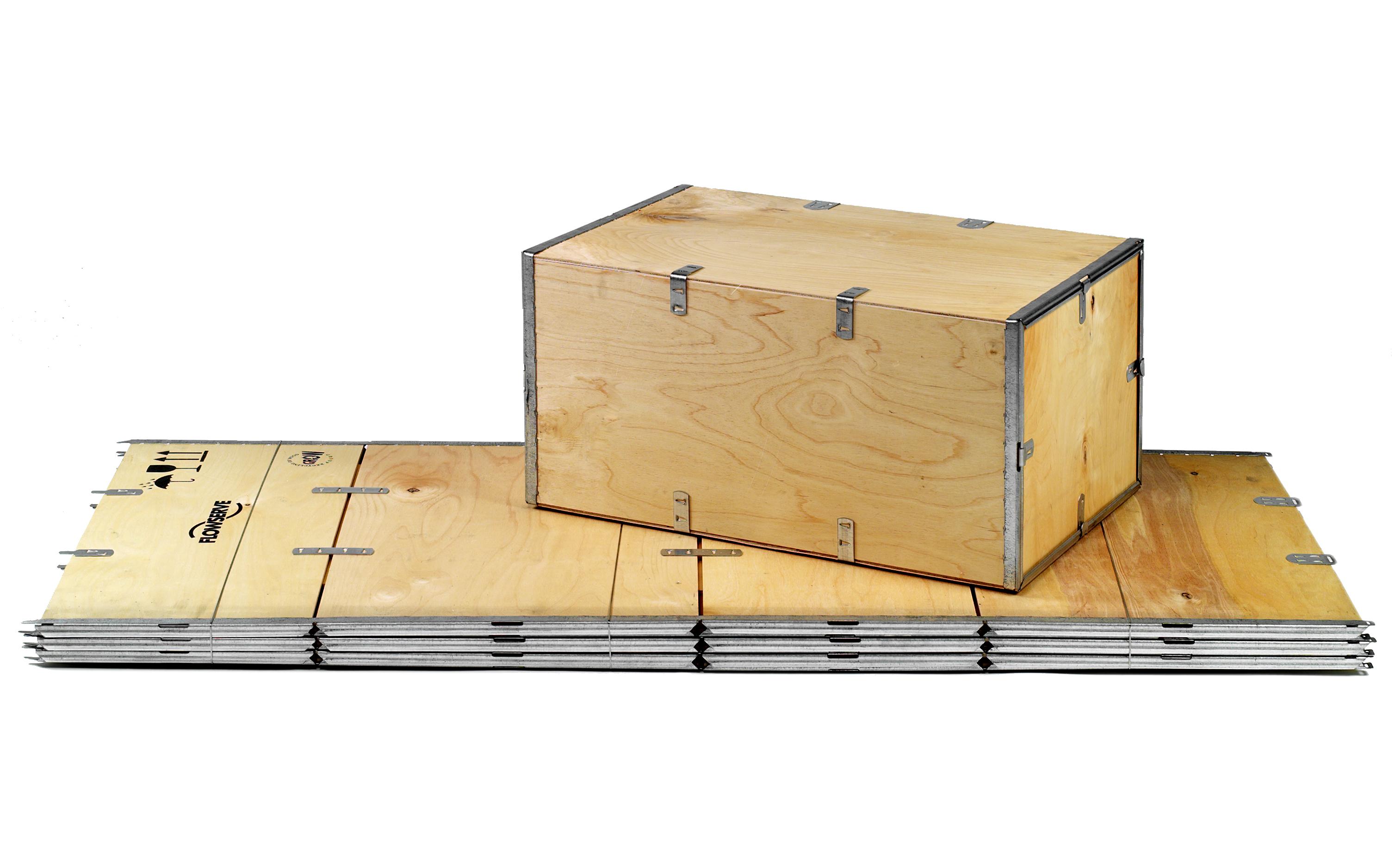 photo - NO-NAIL BOXES