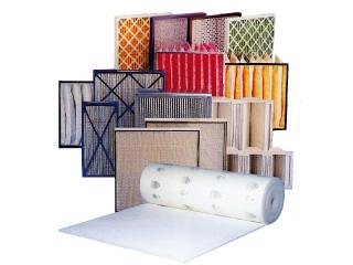 FILTRES-R - Filtration de l'air industrielle et tertiaire