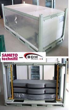 BDM CONSEIL - Expertise et accompagnement en équipements logistiques
