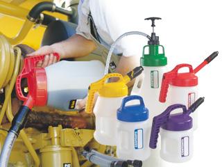 SPIDER TECH FRANCE - Brocs verseurs OIL SAFE