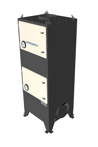 DELTA NEU - Caisson de filtration de particules non CMR- FILTRACLEAN® ECO
