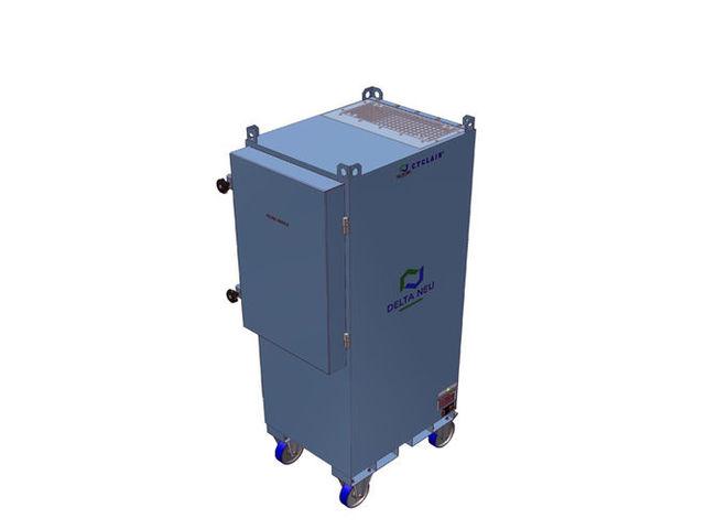 DELTA NEU - Unité de filtration CYCLAIR®