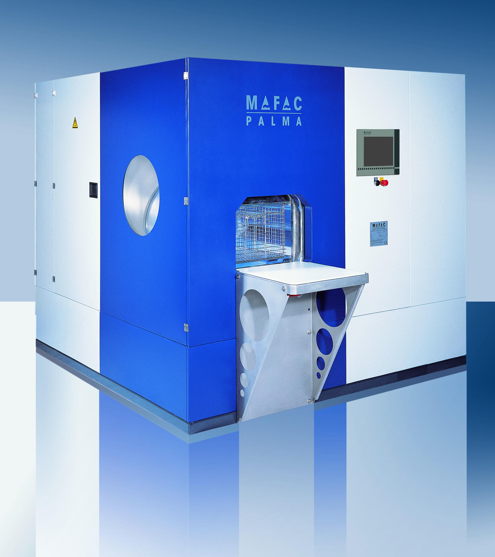 MAFAC FRANCE - PALMA – Machine de lavage/dégraissage