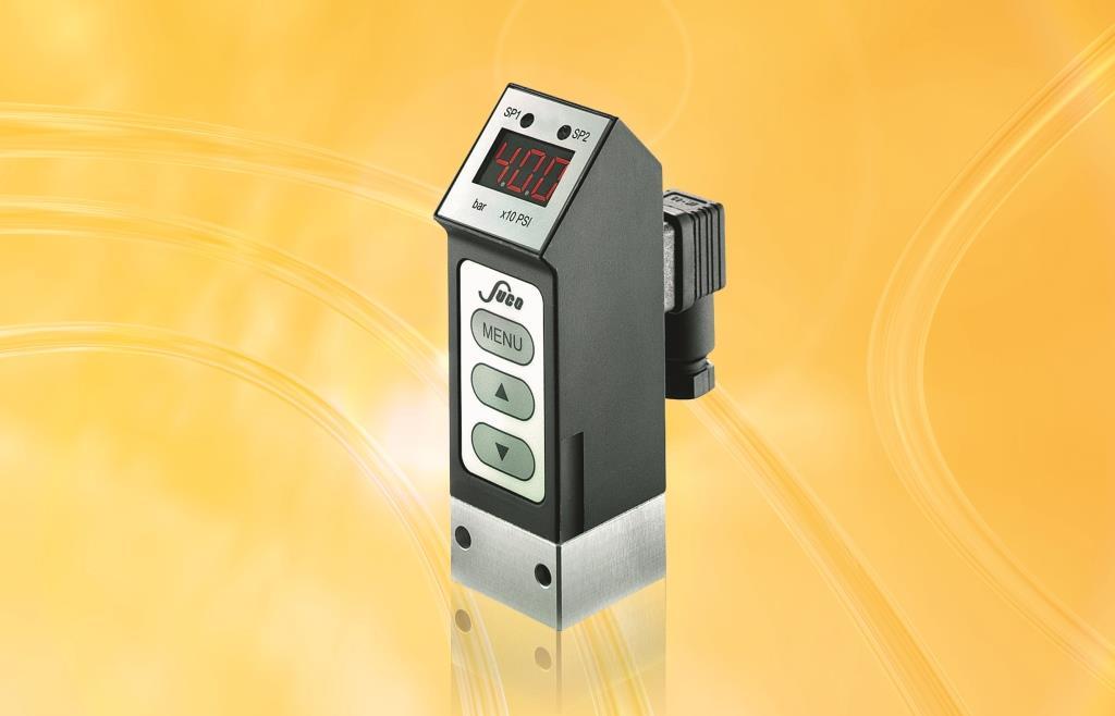 SUCO VSE FRANCE - Pressostats électroniques / transmetteurs avec afficheur, de Suco
