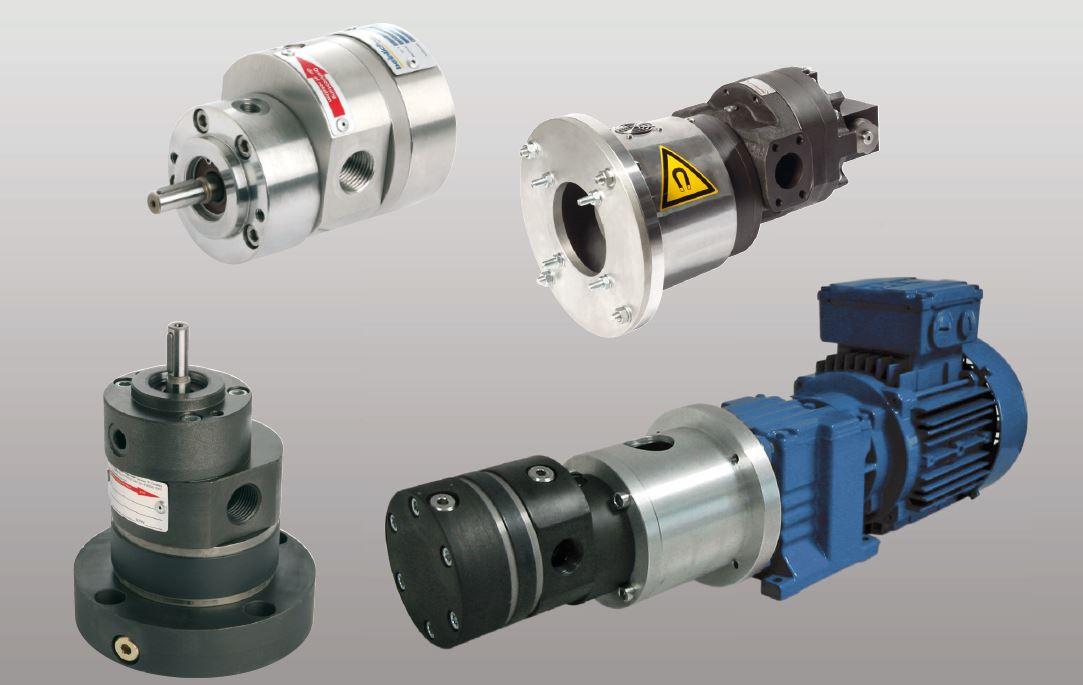 SUCO VSE FRANCE - Pompes volumétriques à engrenages Série ZPD, de Beinlich Pumpen