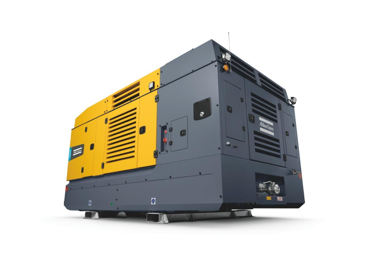 ATLAS COPCO - Location - Compresseur thermique à vis haute pression - Drillair Y35