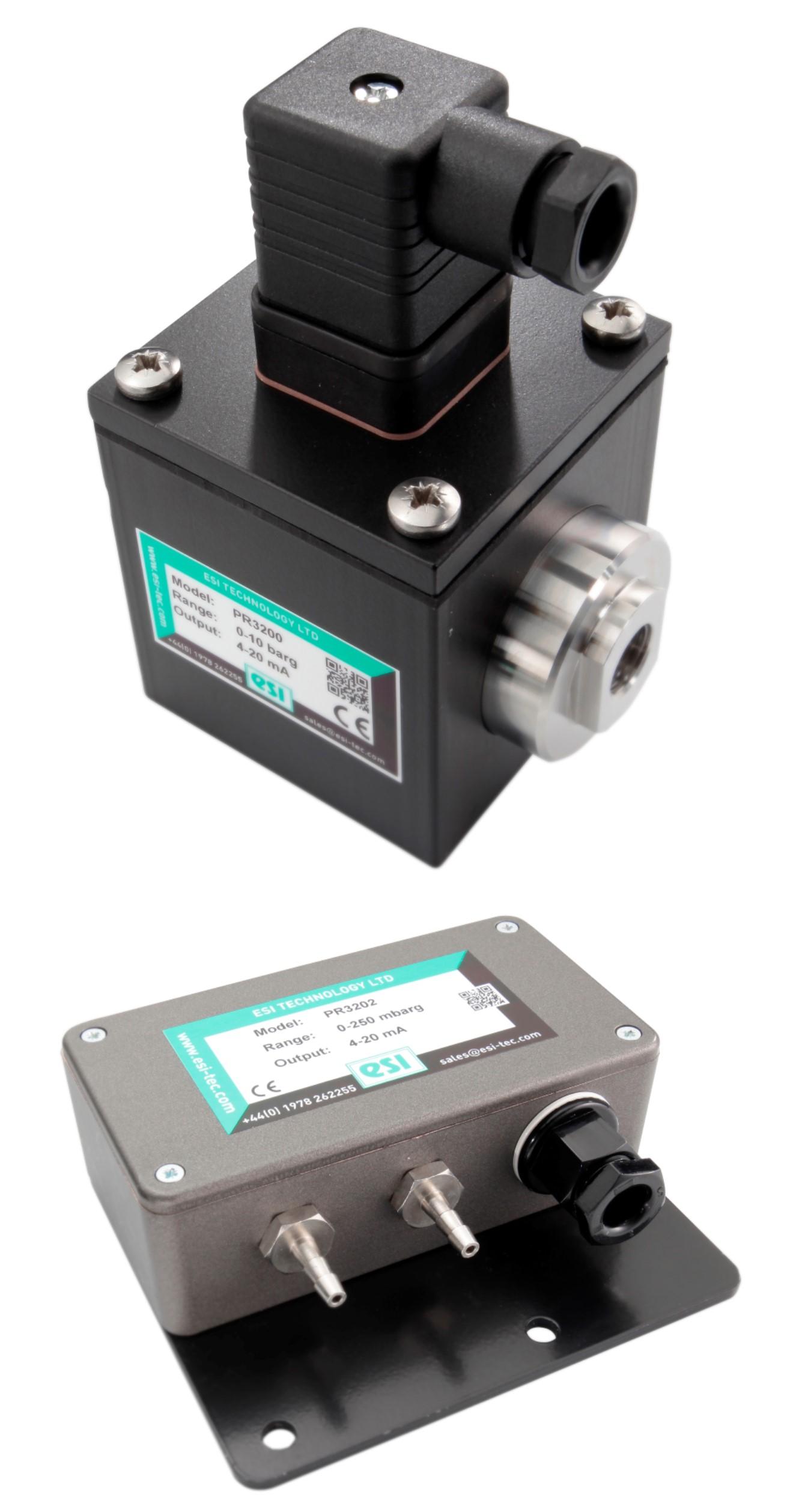 SUCO VSE FRANCE - Transmetteurs de pression différentielle PROTRAN PR3200/PR3202, de ESI
