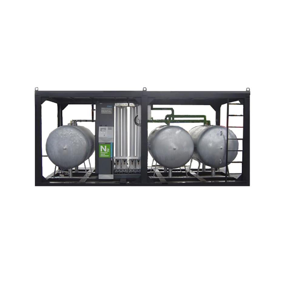 ATLAS COPCO - Location - Générateurs d'azote par adsorption