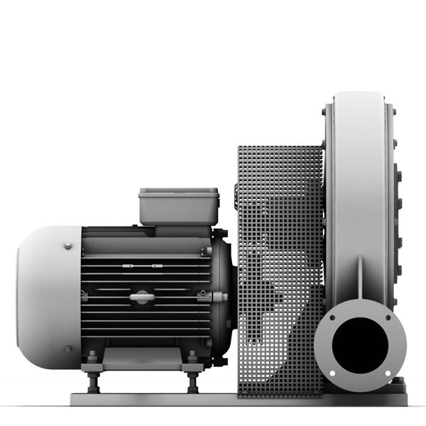 ELEKTROR - Ventilateur haute pression - variateur de fréquence HRD FU/FUK