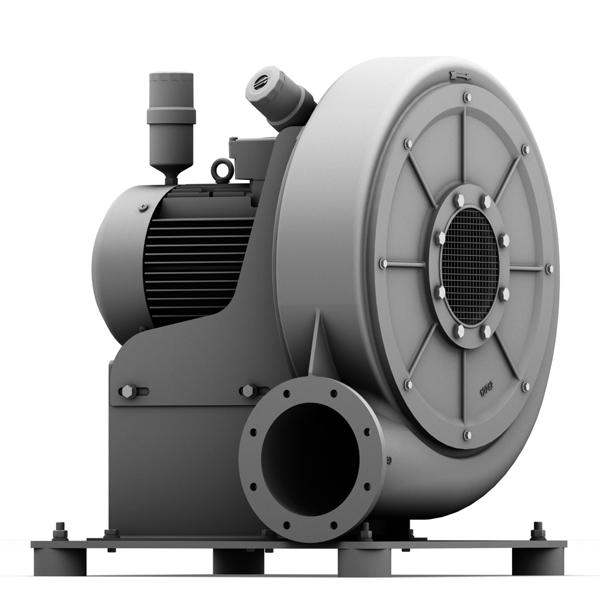 ELEKTROR - Ventilateur très haute pression BOOSTED - variateur de fréquence HRD BOOSTED