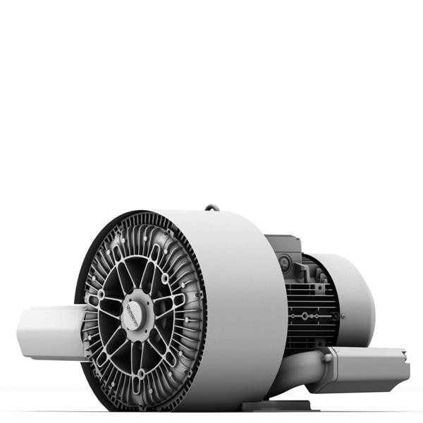 ELEKTROR - Soufflante à canal latéral DOUBLE étage 1SD / 2SD