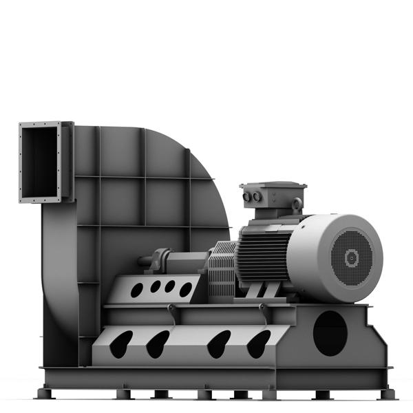 ELEKTROR - Ventilateur centrifuge CFXH