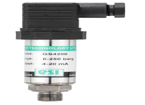 SUCO VSE FRANCE - Transmetteurs de pression pour applications générales GENSPEC GS4200, de ESI