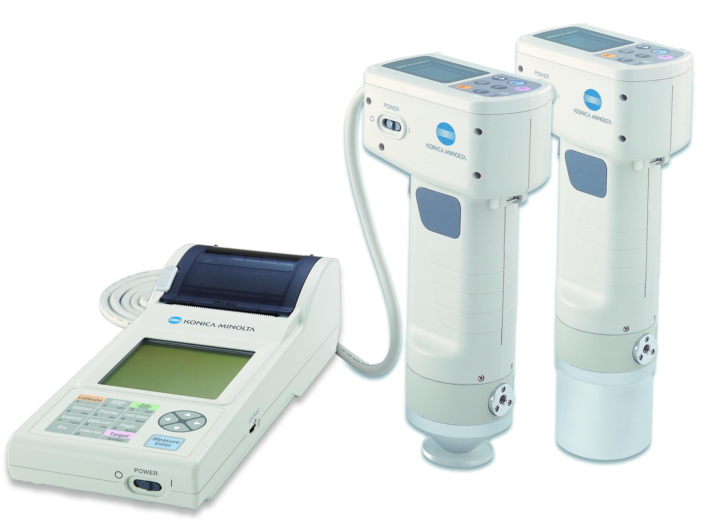 KONICA MINOLTA SENSING - Chromamètre CR-400 / CR-410