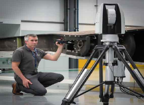METRO LOGIX - Technicien mesures et contrôles 3D Bras/Tracker (H/F)